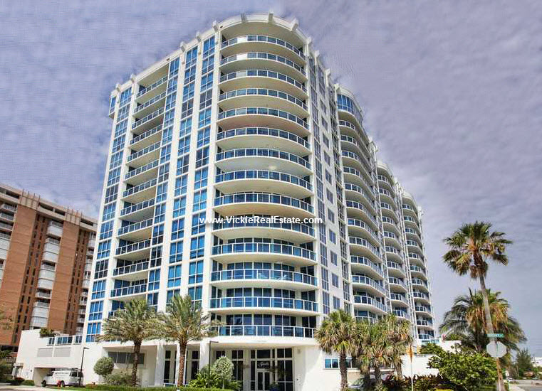 Sonata Beach Club Condos For A Pompano Oceanfront Condo Located At 801 Briny Avenue And Built In 2008 Is An